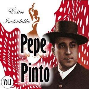 Pepe Pinto - Éxitos Inolvidables, Vol. 1