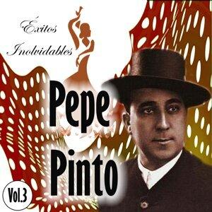 Pepe Pinto - Éxitos Inolvidables, Vol. 3