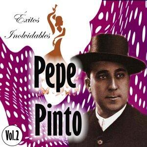 Pepe Pinto - Éxitos Inolvidables, Vol. 2