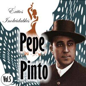 Pepe Pinto - Éxitos Inolvidables, Vol. 5