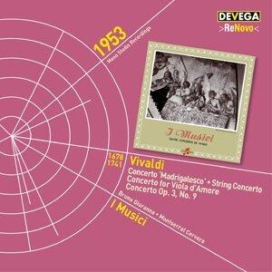 Vivaldi: Four Concertos