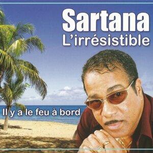 Santana l'irrésistible : Il y a le feu à bord