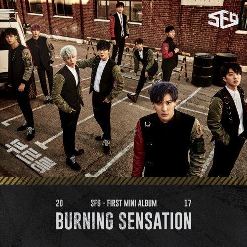 Burning Sensation (Burning Sensation) - SF9首張迷你專輯