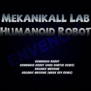 Humanoid Robot Ep