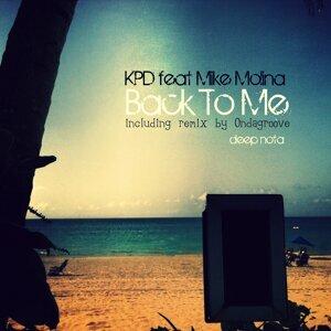 Back to Me - Mike Molina
