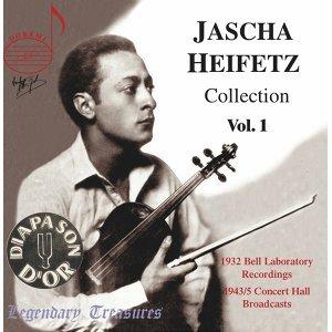 Jascha Heifetz Collection, Vol. 1