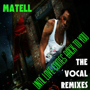 Until Love Comes Back to You - The Vocal Remixes