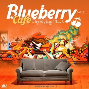Blueberry Cafe, Vol. 3 - Compiled by Marga Sol