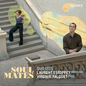 Soul Mates: Contemporary Music for Saxophone & Piano