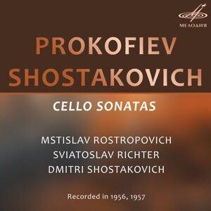 Prokofiev, Shostakovich: Cello Sonatas