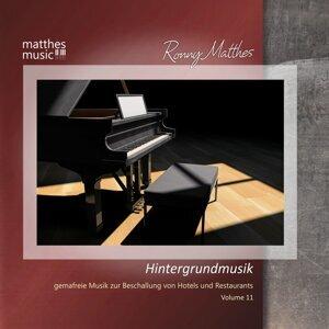 Hintergrundmusik, Vol. 11 - Gemafreie Klaviermusik für Hotels & Restaurants (Entspannungsmusik & Klassik)