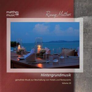 Hintergrundmusik, Vol. 10 - Gemafreie Musik zur Beschallung von Hotels & Restaurants (inkl. Klaviermusik)