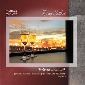 Hintergrundmusik, Vol. 9 - Gemafreie Musik zur Beschallung von Hotels & Restaurants (inkl. Klaviermusik)