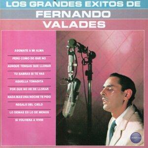 Los Grandes Exitos de Fernando Valadés