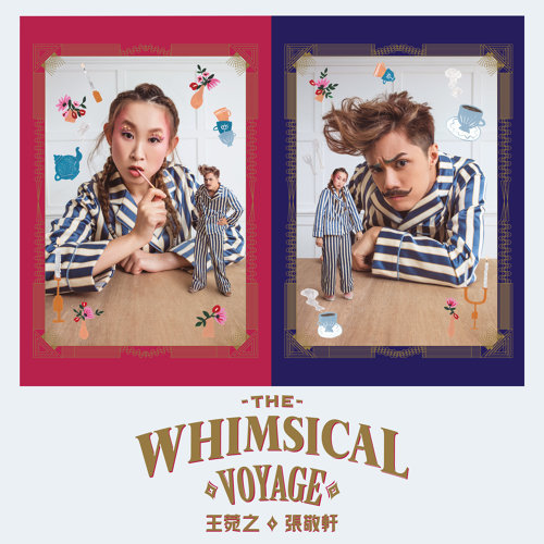 The Whimsical Voyage Albums cover