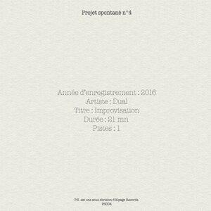 Projet spontané, vol. 4 - Improvisation