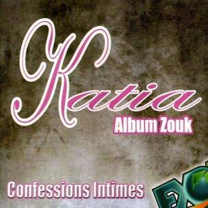 Confessions intimes - Album Zouk