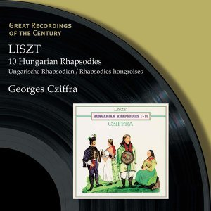Liszt:Hungarian Rhapsodies