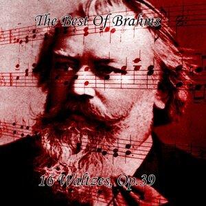 The Best Of Brahms 16 Waltzes, Op 39