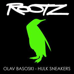 Hulk Sneakers