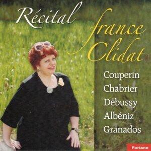 Couperin, Chabrier, Debussy, Albéniz, Granados - Récital