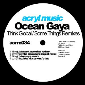 Think Global / Some Things - Remixes