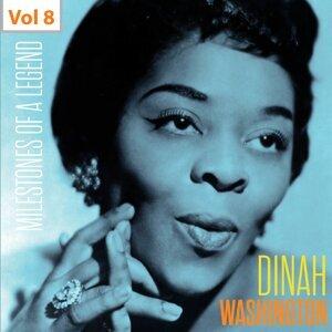Milestones of a Legend - Dinah Washington, Vol. 8