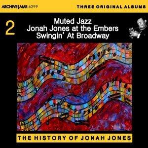 Three Original Albums of Jonah Jones: Muted Jazz / Jonah Jones at the Embers & Swingin' at Broadway