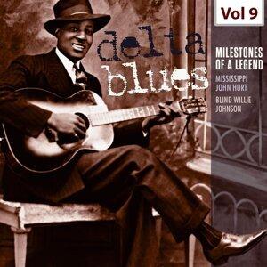 Milestones of a Legend - Delta Blues, Vol. 9