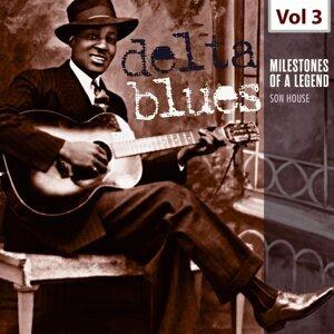 Milestones of a Legend - Delta Blues, Vol. 3