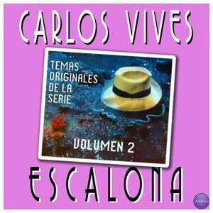 Escalona - Temas Originales de la Serie, Volúmen 2