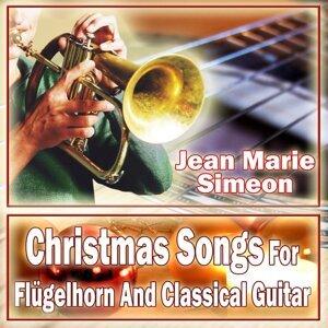 Christmas Songs For Flugelhorn And Classical Guitar