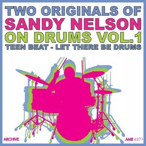 Two Originals: On Drums Volume 1 - Teen Beat / Let There Be Drums