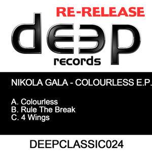 Colourless EP
