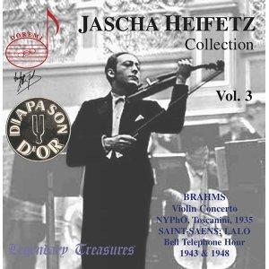 Jascha Heifetz Collection, Vol. 3 (Live)