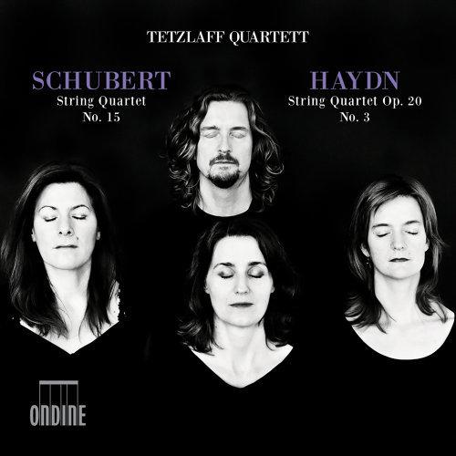 Schubert: String Quartet No. 15 - Haydn: String Quartet No. 26