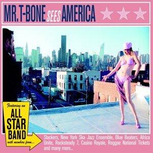 Mr. T-Bone Sees America
