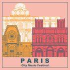 旅人系列.巴黎:City Music Festival.PARIS
