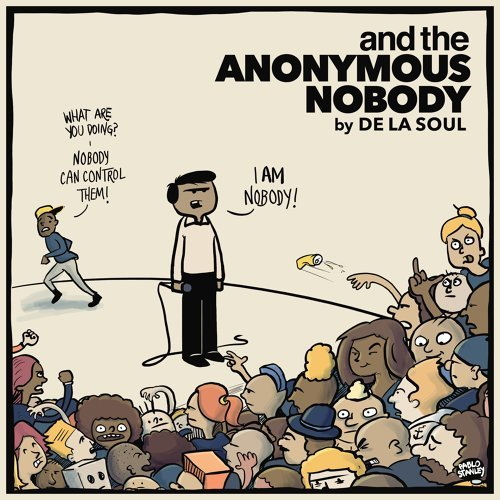 and the Anonymous Nobody... - Instrumental