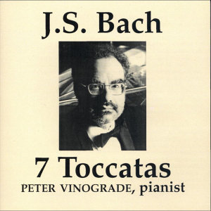 J.S Bach 7 Toccatas