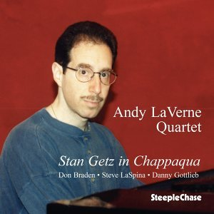 Stan Getz in Chappaqua