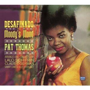 Pat Thomas. Desafinado / Moody's Mood