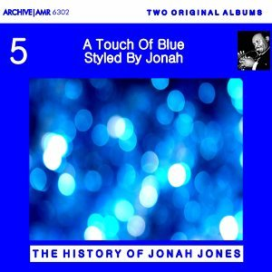 Two Original Albums: A Touch of Blue / Styled by Jonah Jones