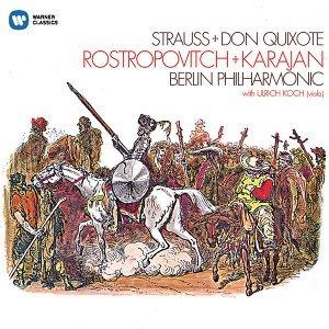 Strauss, Richard: Don Quixote (羅斯托波維奇世紀典藏) - 理查‧史特勞斯 唐吉訶德