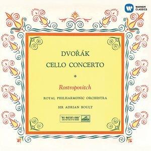 Dvorák: Cello Concerto (羅斯托波維奇世紀典藏) - 德弗札克 大提琴協奏曲