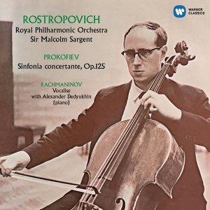 Prokofiev: Prokofiev: Sinfonia concertante - Rachmaninov: Vocalise (羅斯托波維奇世紀典藏) - 普羅高菲夫 交響協奏曲&拉赫曼尼諾夫 聲樂練習曲