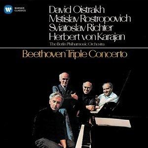 Beethoven: Triple Concerto (羅斯托波維奇世紀典藏) - 貝多芬 三重協奏曲