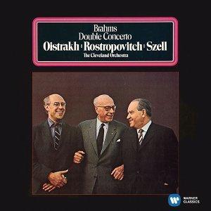Brahms: Double Concerto (羅斯托波維奇世紀典藏) - 布拉姆斯 雙重協奏曲