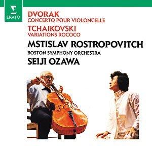 Dvorák: Cello Concerto - Tchaikovsky: Variations on a Rococo theme (羅斯托波維奇世紀典藏) - 德弗札克:大提琴協奏曲&柴可夫斯基:洛可可主題變奏曲