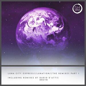 Lunation Remixes, Pt. 1